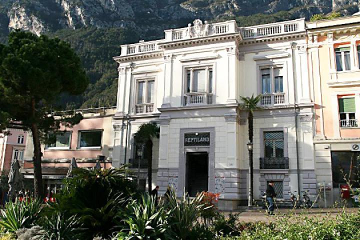 Allwetter-Tipp Reptiland in Riva del Garda