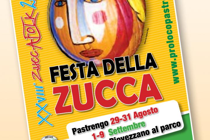 La Festa della Zucca - Kürbisfest in Pastrengo