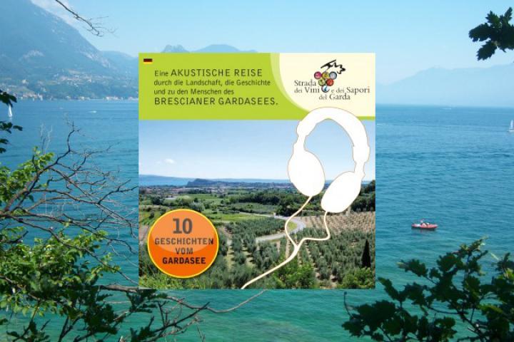 Audio-Guide für die Strada dei Vini