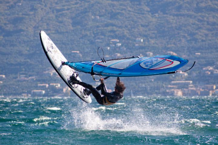 Surfspots am Gardasee