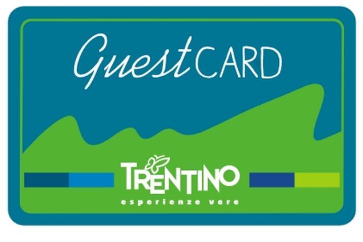 Trentino Guest Card - die Vorteilskarte für Urlauber