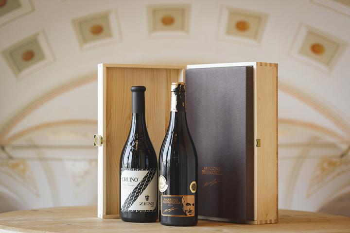 Amarone-Verkostung am Weinmuseum von Bardolino