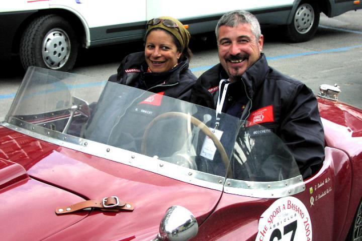 Oldtimerabenteuer Mille Miglia - Dabei sein ist alles!