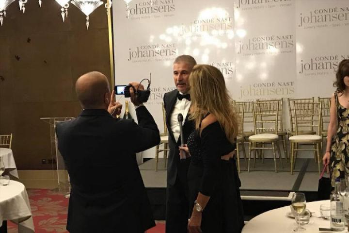 Agriturismo L'Unicorno gewinnt den Condé Nast Johansens Award for Excellence