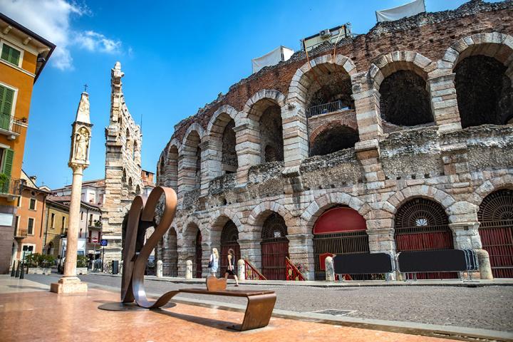 Tagesausflug vom Gardasee nach Verona