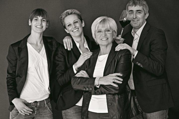 Der Bardolinowein - ein Interview mit Familie Zeni