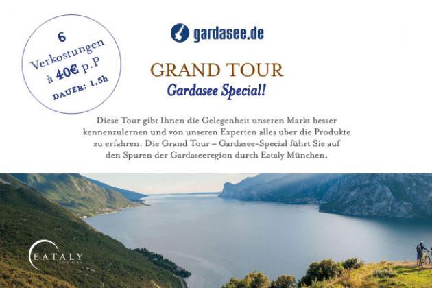 Eataly Grand Tour Gardasee Special