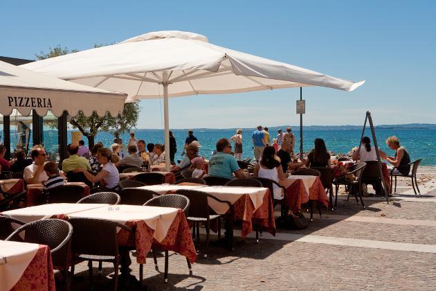 Restaurants am Gardasee - Essen gehen in den besten Lokalen ...