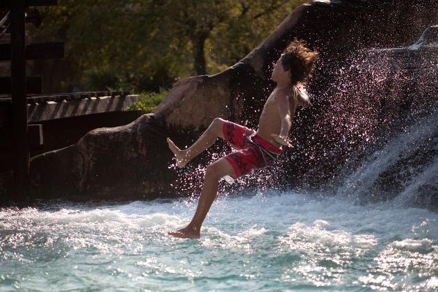 Strände und Wasserparks